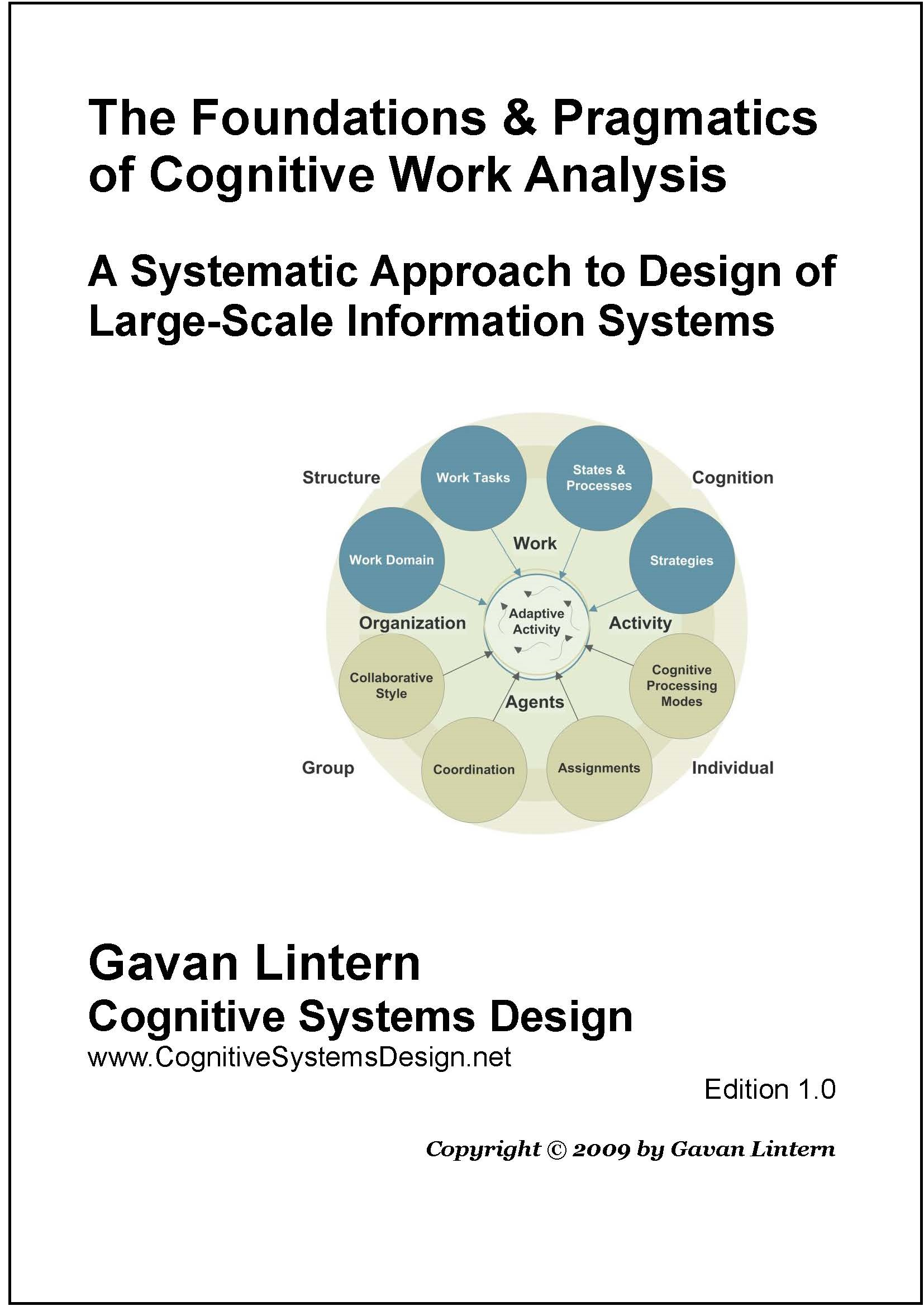 cognitive design essay The bls economic working paper series is a collection of research papers authored by senior economists within questionnaire design, cognitive interviewing.